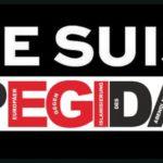 Manifestations de PEGIDA interdites en Suisse.