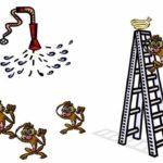 Le paradigme des 5 singes