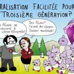 Non le 12 février aux naturalisations facilitées pour les étrangers de la troisième génération !