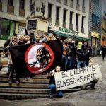 Action à Genève pour la levée des sanctions économiques contre la Syrie !