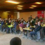 Brillante conférence d'Uli Windisch (LesObservateurs.ch) aujourd'hui à Morges !