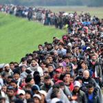 Hypocrisie gauchiste : l'immigration massive.