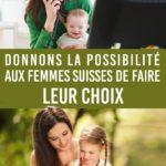 Suisse et Famille : comment relancer la natalité