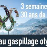 Non aux JO d'hiver 2026 à Sion !