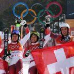 Les Jeux Olympiques de Pyeongchang sont terminés.