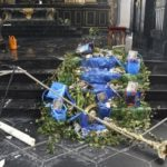 Des requérants d'asile attaquent des symboles chrétiens à Fribourg et à St-Gall.