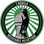 L'Aquila, le nouveau local de Résistance Helvétique