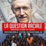 La question raciale : conférence de Henry de Lesquen