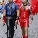 Gay Pride à Genève, le lobby alphabétique monstre ses muscles.