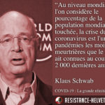 Citation de Klaus Schwab